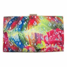 Sondra Roberts Watercolor Lace Clutch - £59.53 GBP