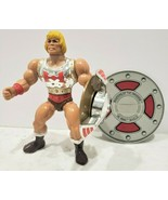 Masters of the Universe Flying Fist He-Man Action Figure Original Vintag... - $29.69