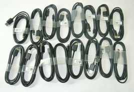Lot of (16) Dell Mini-DisplayPort to DisplayPort OEM Cable DELL 069R2V N... - $59.99