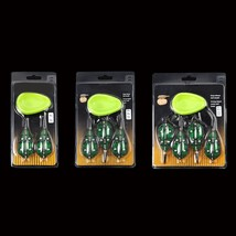 Fish lure Quick Release Mould Fishing set Carp Terminal Tackle 4 Feeders and 2 M - $15.30