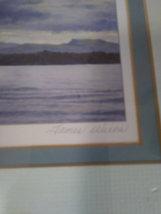 "James Wiens ""Georgia Strait""  New 11""X 14""  BC Canada "" Orcas"" Art Life Painting image 4"