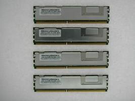16 GB (4x4GB) FBD Memory Kit For Dell PowerEdge 2900,2950, 1900, 1950, 1955,R900