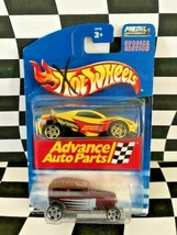 Hot Wheels 2002 Advanced Auto Parts Special Edition MS-T Suzuka Midnight... - $3.95