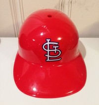 Vintage St Louis Cardinals Baseball Helmet Full-Size LAICH Replica MLB NEW - $18.99