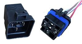 A-Team Performance Automotive Change-Over Relay 5-Pin Terminal Waterproof Genera