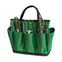 EBDcom Garden Tool Storage Bag Oxford Bag with 8 Pockets Gardening Tote ... - $22.39