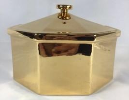 Vintage Hall Golden Glow Ovenproof 2.5 QT Octag... - $70.70