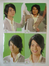 Arashi 2008 One Love off Shot Matsumoto Jun Official Jweb Limited Photo ... - $16.77