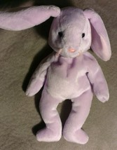 TY Beanie Baby FLOPPITY BUNNY ERROR ORIGIINAL STUFFED ANIMAL Retired babies - $19.79
