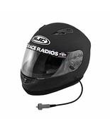 PCI Race Radios HJC CS-R3 Wired Helmet Full Face, Black L - 2423 - $315.74