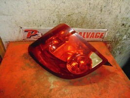 07 06 05 04 03 Saturn Ion quad 2 door coupe right side brake tail light ... - $19.79