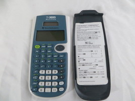 Texas Instruments TI-30XS MultiView Scientific Calculator 16-Digit LCD  - $12.75