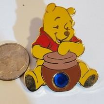 Disney Store 12 Months of Magic Pooh with September Birthstone (Sapphire... - $12.59