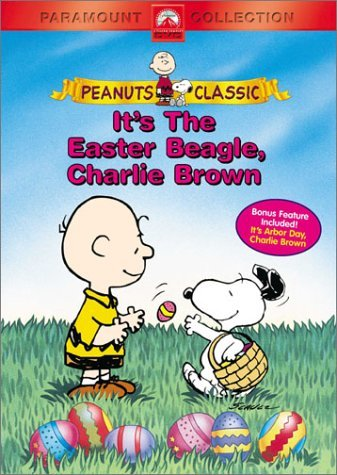 It's The Easter Beagle, Charlie Brown DVD