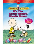 It's The Easter Beagle, Charlie Brown DVD - $9.95