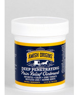 Amish Origins Deep Penetrating Pain Relief Ointment Restless Legs Arthri... - $13.12
