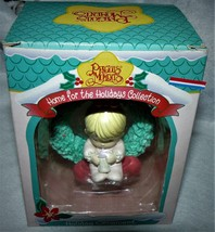 Precious Moments Home for the Holidays Collection Ornament 1996 Baby in ... - $8.22