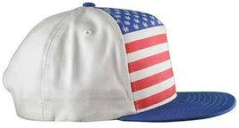Dope Couture Pledge Legion USA Weed Marijana Stars Stripes Flag Snapback Hat image 13
