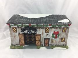 Department 56 Jack Daniels Village Barrel House No. 7 - $92.55