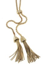 J. crew tassel necklace Women's Base Metal Base metal Necklace - $29.00