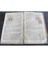 The Communicant's Companion Receiving of The Lord's Supper Henry 1792 Re... - $49.00