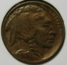 1913 Type 1 Buffalo Nickel 5¢ Coin Lot # EA 296