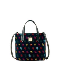 Dooney & Bourke Mini Waverly Canvas Top Handle Handbag