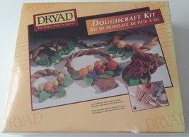 Dryad Craft Doughcraft Kit. Salt Dough Wall Plaques and Decorations - $10.64