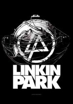 Linkin Park -Atomic Age Fabric Poster 30 x 40in - $15.00