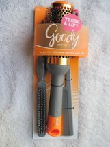 Goody Amp It Up Tease Lift Volume Round Hair Brush Comb Stiff Bristles Thermal - $18.00