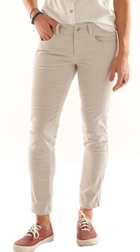 Size 12 Carve Designs Women's Willow Capri Pants Cloud NEW