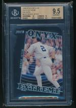 2000 Topps Stadium Club - Onyx Extreme - Die-Cut #OE2 Derek Jeter BGS 9.5 - $60.00