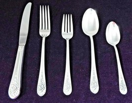 International Silver Wm Rogers Mfg Co Jubilee Silverplate, 1953 Flatware... - $41.99