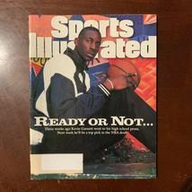 Sports Illustrated June 26 1995 Kevin Garnett Ready or Not NBA Basketbal... - $14.85