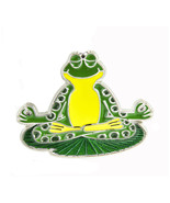 Alexx Finders Key Purse Zen Frog Finders Key Purse, Green - $12.99