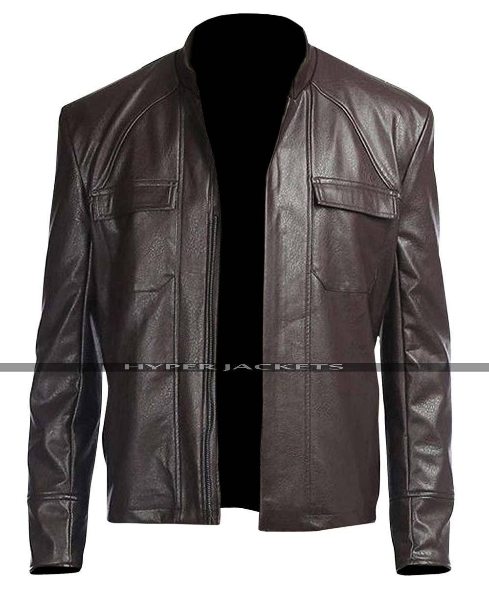 Oscar isaac star wars the last jedi jacket