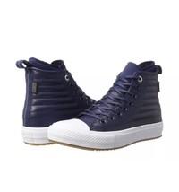 New Converse Chuck Taylor All Star Wp Boot Hi, Sz 7.5 10-12, Blue 157490C $120 - $99.99