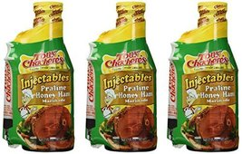 Tony Chachere's Marinade Praline Honey Ham w/ Injector, 17-Ounce (Pack o... - $25.73