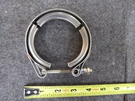 Paccar D16-1006 Turbo V Clamp New - $19.79