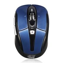 Adesso Ergonomic iMouse S60 - Wireless Optical Mouse - $29.99