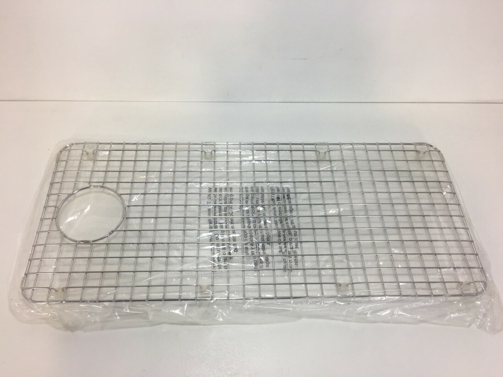 """American Standard Orchard 7381393-202.0750A 36"""" Sink Rack For D20066.036 image 2"""