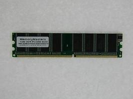 1GB PC3200 CL3 DDR-400 184-pin nonECC DIMM