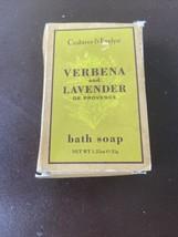 CRABTREE & EVELYN VERBENA LAVENDER SOAPS 1.25oz 35g mini - $7.19