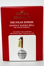 Hallmark  Santa's Sleigh Bell  The Polar Express  Keepsake Ornament 2020 - $19.79