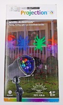 Gemmy LED Lightshow Whirl A Motion SPIDERS Multicolor Projection Light H... - €8,34 EUR