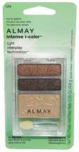 Almay Intense i-Color Light Interplay Eyeshadow *Choose your Shade*Twin Pack* - $9.95