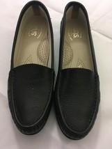 Women's SAS Tripad Comfort Foot Bed Black Flats Fixe 8.5N - $39.99
