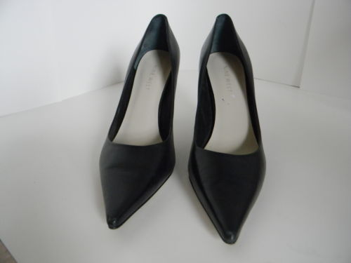 "Primary image for Womens Nine West Elizabeth4 Black 3.5"""" Heels Size 6M with Original Box"