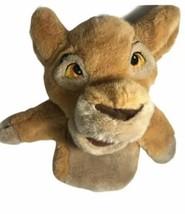 """Vintage Disneyland Disney Lion King """"Simba"""" Plush Puppet Rare Easter Gif... - $24.55"""