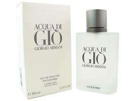 Acqua Di Gio by Giorgio Armani 3.4 oz EDT Cologne for Men - $49.99